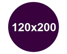 Łóżka w rozmiarze 120x200