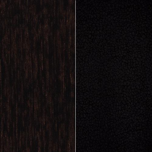 Dąb czekoladowy / carabu 33 czarny