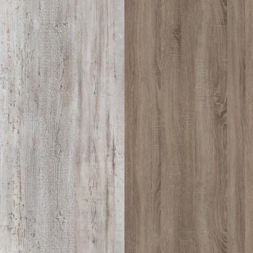 Canyon white pine / sonoma trufel