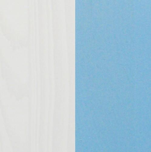 Sosna bielona (kolor 21) / błekit (kolor 10)